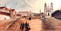 Largo de Santa Cristina, Viseu - António José Pereira (reservas do Museu Grão Vasco).png