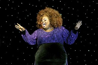Latrice Royale - Latrice Royale performing on the cruise in November 2014