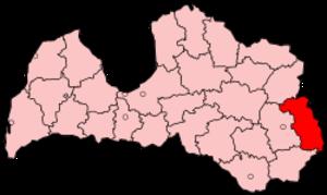 Ludza District - Image: Latvia Ludza