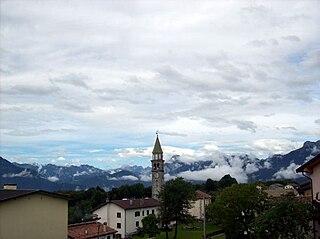 Lauco Comune in Friuli-Venezia Giulia, Italy