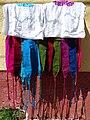 Laundry Drying - San Cristobal de las Casas - Chiapas - Mexico (15034333143).jpg
