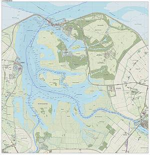 Lauwersmeer - Lauwersmeer lake, June 2015