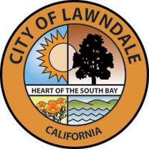 Lawndale, California - Image: Lawndale, California city seal