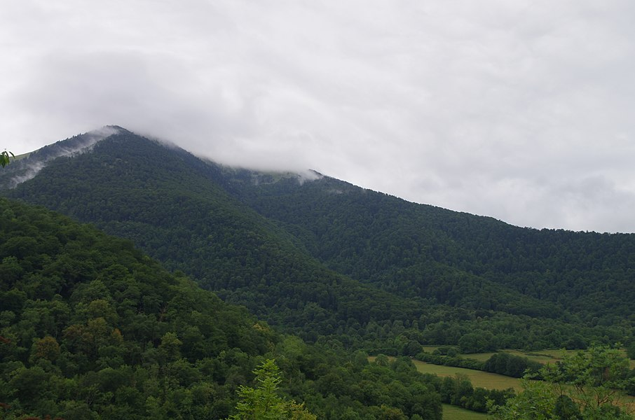 LePic du Cagire versant Nord