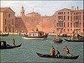 Le Burchiello à Venise en 1730-1735 (Canaletto) (6888692183).jpg