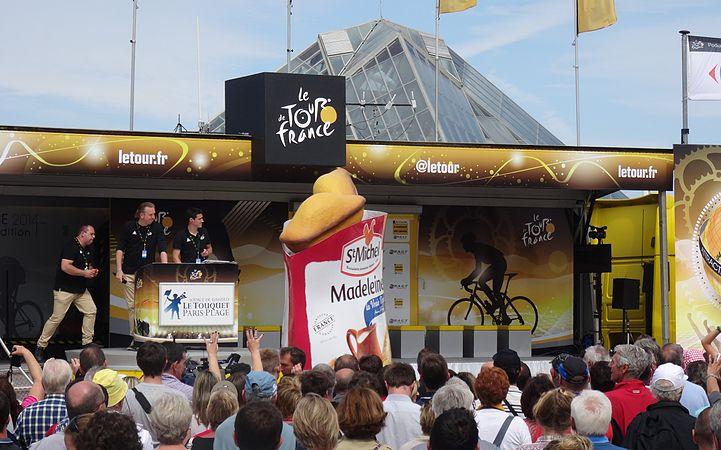 Le Touquet-Paris-Plage - Tour de France, étape 4, 8 juillet 2014, départ (A28).JPG