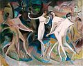 Le caprice des belles by Alice Bailly.jpg