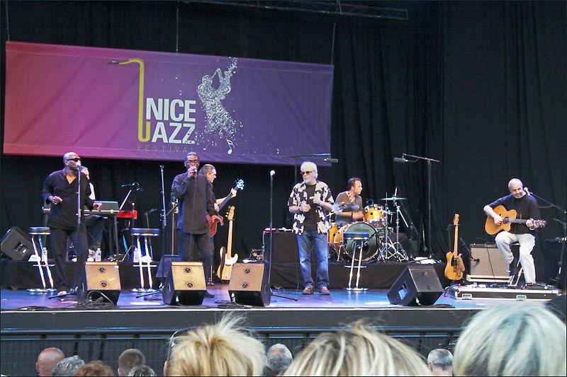 Джазовый фестиваль Ниццы состоится с 16 по 20 июля
