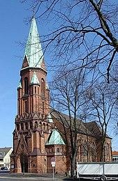 liste der kirchen in der evangelisch lutherischen landeskirche hannovers wikipedia. Black Bedroom Furniture Sets. Home Design Ideas