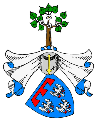 Prince of Leiningen - Arms of the Princes of Leiningen