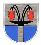 Coat of arms of the local community of Leiningen