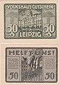 Leipzig - Volkshaus-Gutschein, 50Pf. Farbvariation (1).jpg