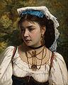 Leonardo Gasser Bildnis einer jungen Italienerin.jpg