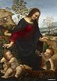 Leonardo da Vinci The Madonna and Child with the Infant Saint John the Baptist.jpg