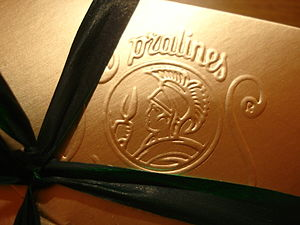 Leonidas (chocolate maker) - Leonidas Logo