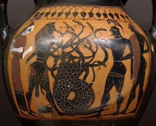 Lernaean Hydra Louvre CA7318