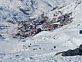 Les 3 Vallées, View from Peclet to Val Thorens - panoramio.jpg