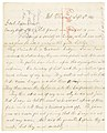 Letter from Thomas J. Babcoke to General William S. Rosecrans - NARA - 3854698 (page 1).jpg