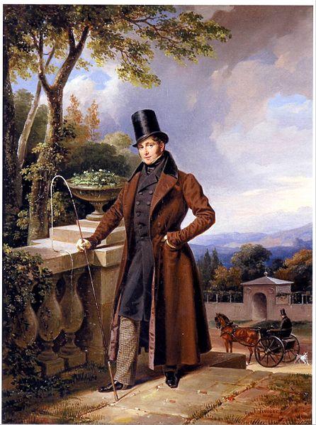 Lev Wittgenstein by F. Kruger