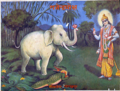Liberation of Ganjendra from Life or Gajendra Moksha.png
