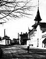 Liesing Einfahrt Brauerei um 1925.jpg