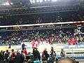 Lietuvos Rytas warming up.JPG