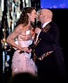Life Ball 2009 (opening) Elke Winkens and Dirk Bach 1.jpg