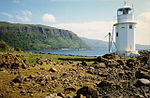 Ardtornish Lighthouse