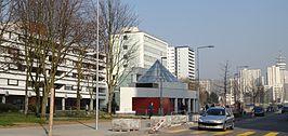 Mairie de mons metrostation wikipedia - Station essence porte des postes lille ...