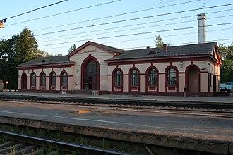 Likhoslavl - Likhoslavl railway station