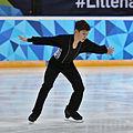 Lillehammer 2016 - Figure Skating Men Short Program - Mark Gorodnitsky 1.jpg