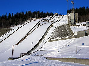 2016 Winter Youth Olympics - Like the rest of the competition venues, Lysgårdsbakken was built ahead of the 1994 Winter Olympics