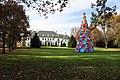 Lilly mansion e installazione di karl unnasch, playtime in indy, 2015.jpg