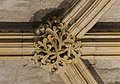 Lincoln Cathedral, Angel Choir N aisle, 17th roof boss from E. (39612237161).jpg