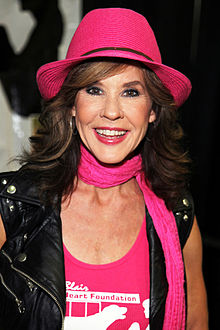 Linda Blair at Los Angeles (2012)