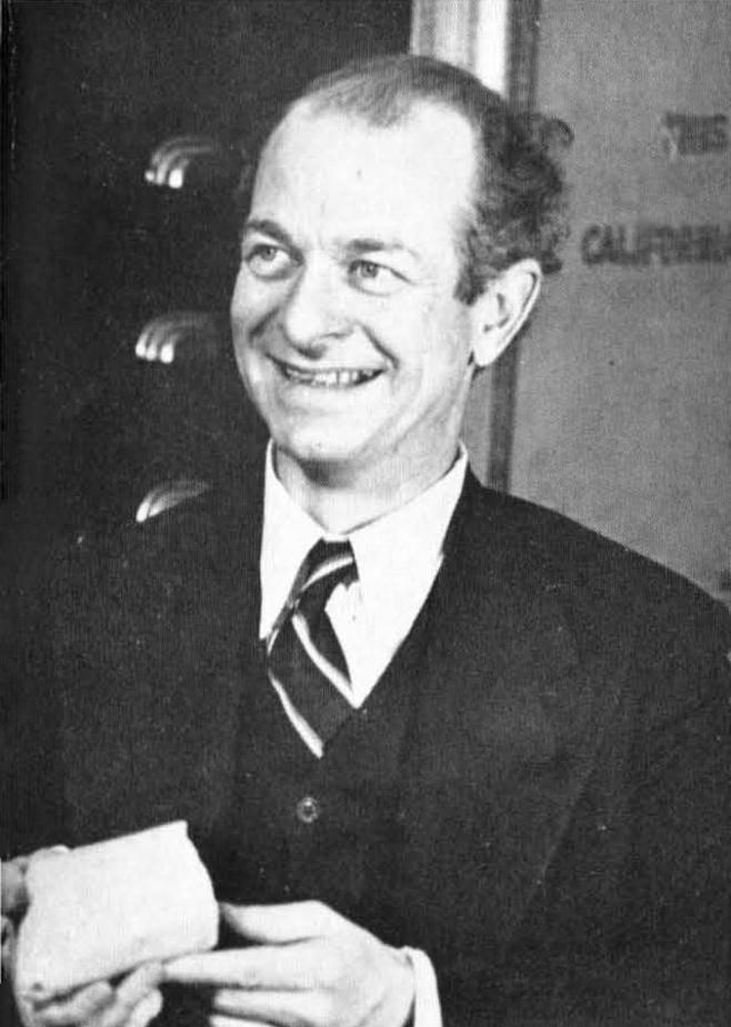 Linus Pauling 1948