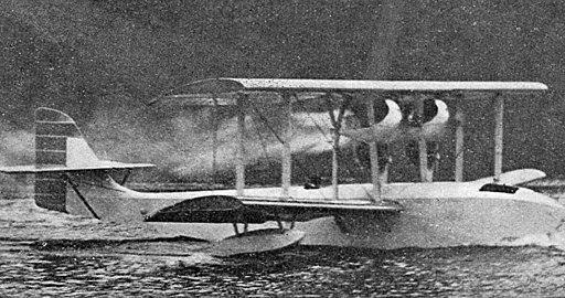 Lioré et Olivier LeO H-13 L'Aéronautique December,1922