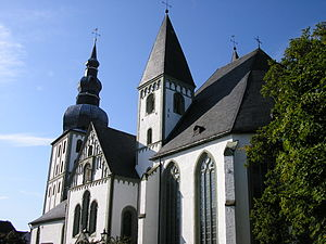 Lippstadt - Lutheran Saint Mary's Church