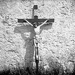 Ljudsko razpelo iz cerkve v Šmarati 1962.jpg