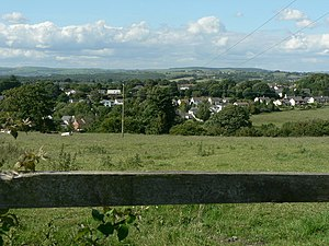 Cowbridge - Llanblethian (June 2008)