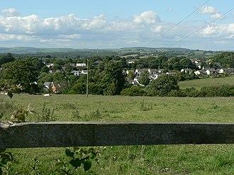Cowbridge - Llanblethian (June 2008)