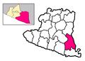 Locator Kecamatan Rongkop ing Gunung Kidul.png