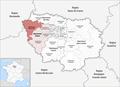 Locator map of Arrondissement Mantes-la-Jolie 2019.png