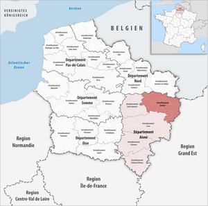 Locator map of Arrondissement Vervins 2019.png