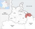 Locator map of Kanton Carignan 2019.png