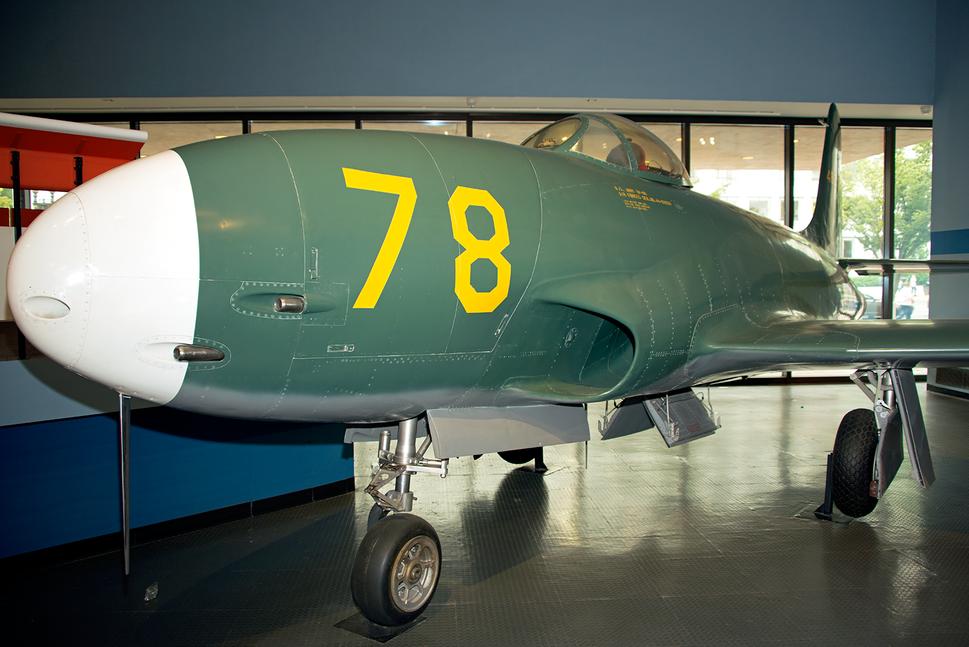 Lockheed XP-80 Lulu-Belle