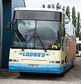 Lodge's Coaches coach (M290 FAE) 1995 Dennis Javelin Plaxton Premiere, High Easter depot, 29 August 2010.jpg