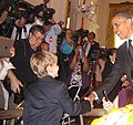 Logan Guleff Shaking Hands President Barack Obama.jpg