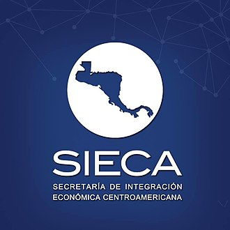 Secretariat of Central American Economic Integration LogoSieca.jpg