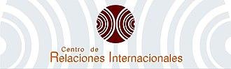 Centro de Relaciones Internacionales - Image: Logo CRI grande